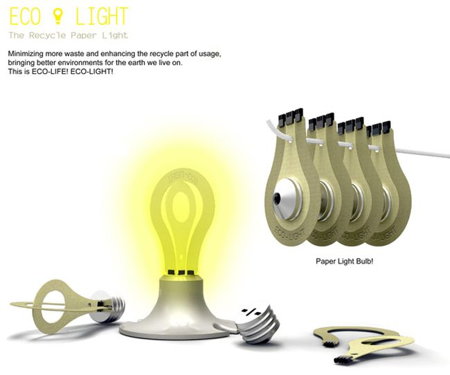 Лампочка Eco Light