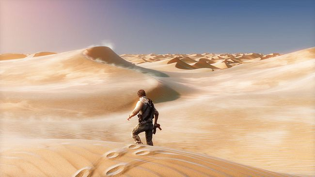 Uncharted 3: Drake's Deception от Naughty Dog