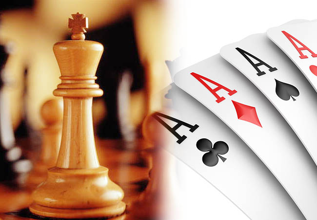 Покер и Шахматы на PokerChess.ru