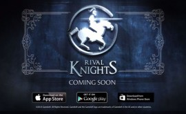 Рецензия на игру Rival Knights (Android, iPad, iPhone)