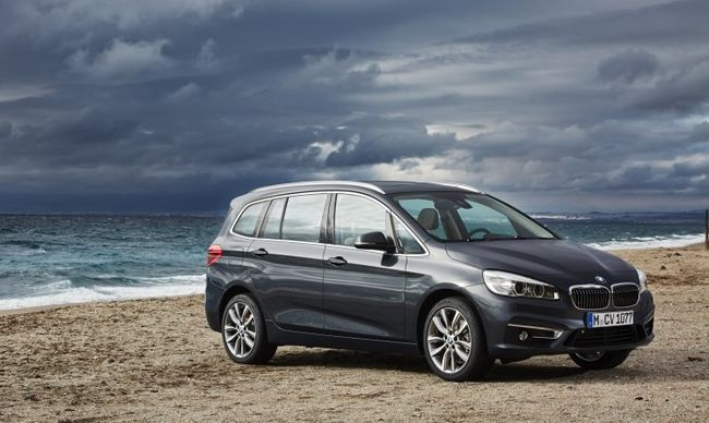 Новая BMW 2 – Series Gran Tourer (4)