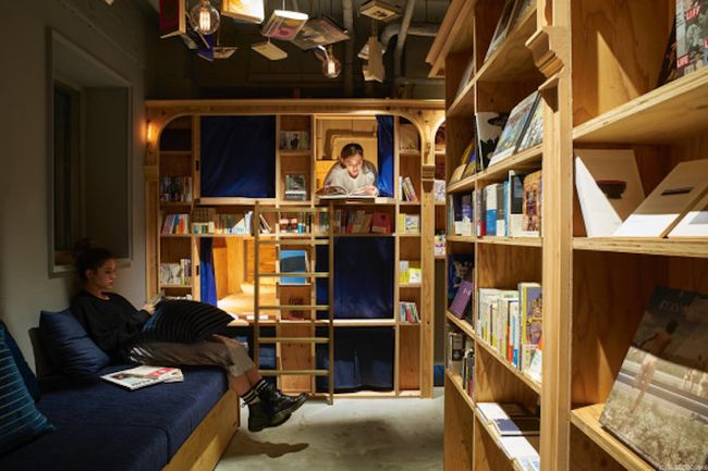 Хостел Book and Bed Tokyo (2)