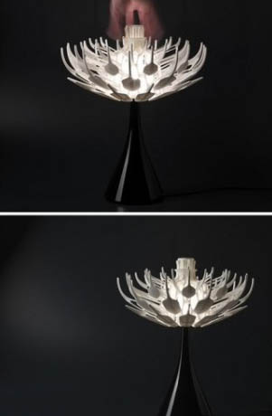 Bloom Lamp от Patrick Jouin