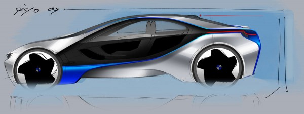BMW Vision EfficientDynamics - 2009