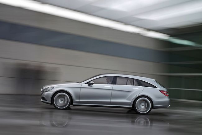 Авто Mercedes-Benz CLC в кузове Shooting Brake