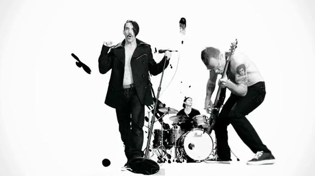 Red Hot Chili Peppers - Monarchy of Roses