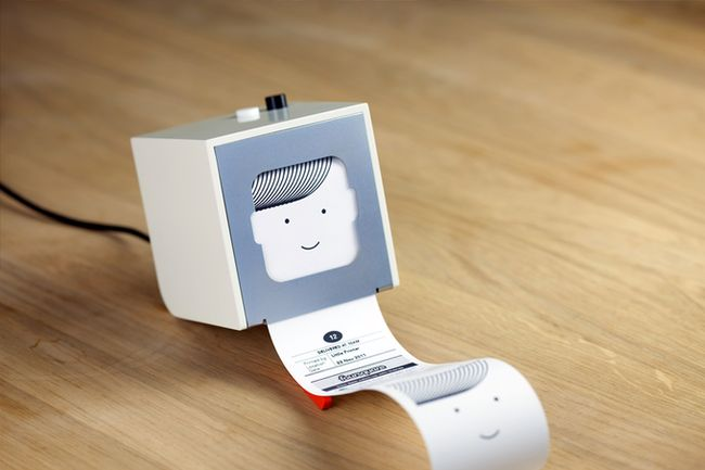 Принтер от BERG. Little Printer