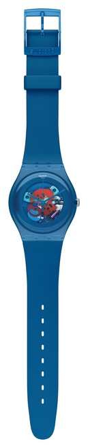 Коллекция часов Swatch New Gent Lacquered