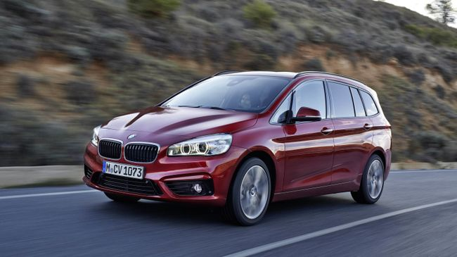 Новая BMW 2 – Series Gran Tourer (5)