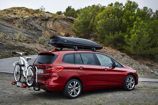 Новая BMW 2 – Series Gran Tourer (3)