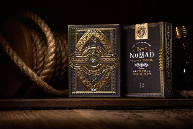 Карты NoMad от Chad Michael Studio (5)