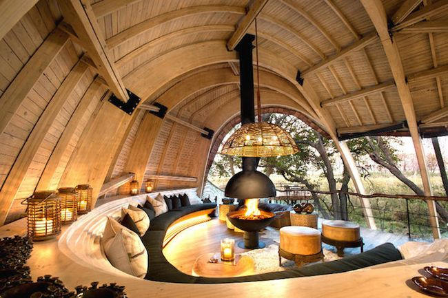 Sandibe Okavango Safari Lodge от Михаэлиса Бойда и Ника Плюмана (1)