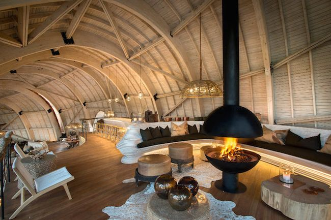 Sandibe Okavango Safari Lodge от Михаэлиса Бойда и Ника Плюмана (2)