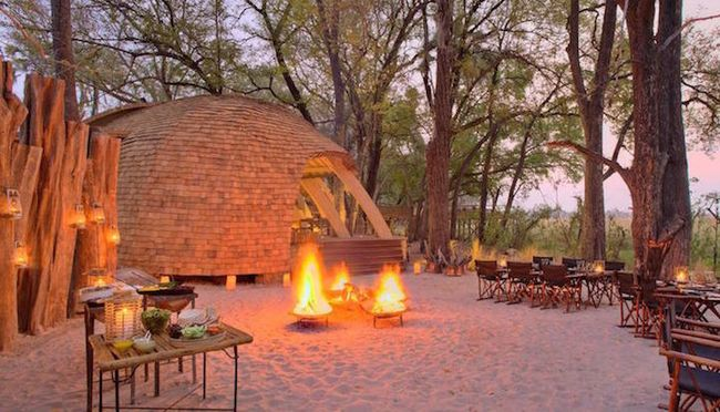 Sandibe Okavango Safari Lodge от Михаэлиса Бойда и Ника Плюмана (6)