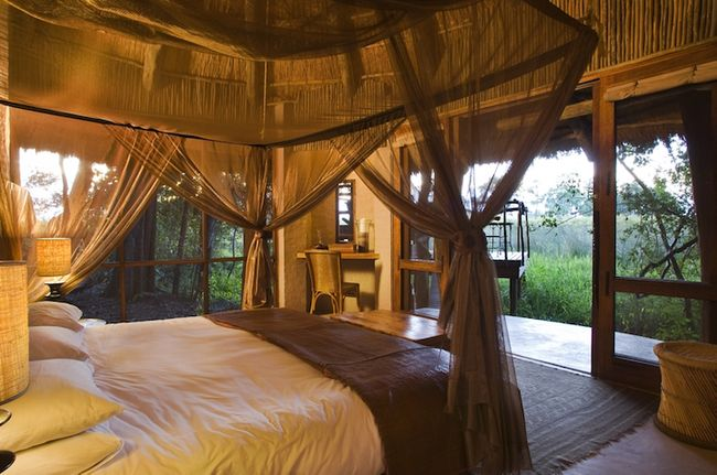 Sandibe Okavango Safari Lodge от Михаэлиса Бойда и Ника Плюмана (10)
