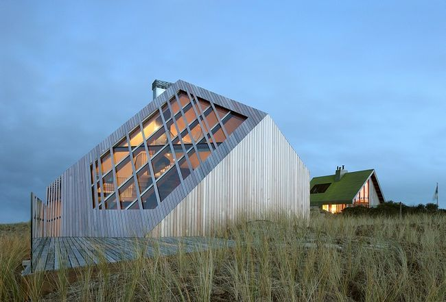 Dune House от Marc Koehler Architects (1)