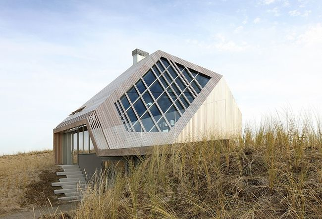 Dune House от Marc Koehler Architects (2)