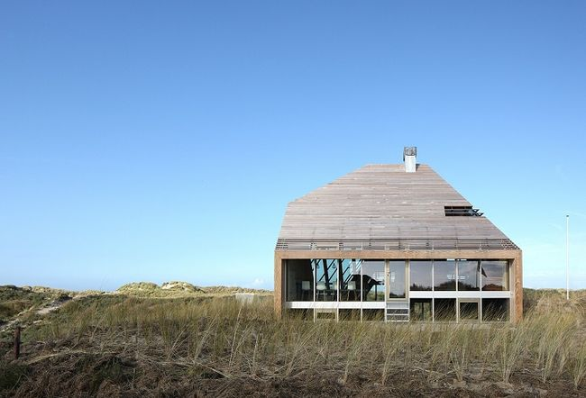 Dune House от Marc Koehler Architects (4)