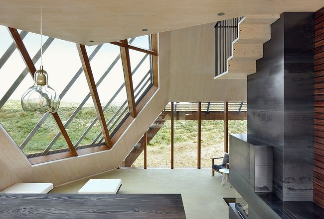 Dune House от Marc Koehler Architects (5)