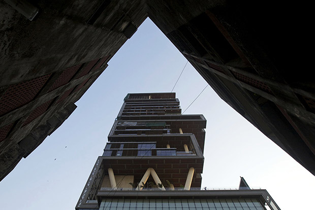 Antilla Mukesh Ambani's New Property In Mumbai
