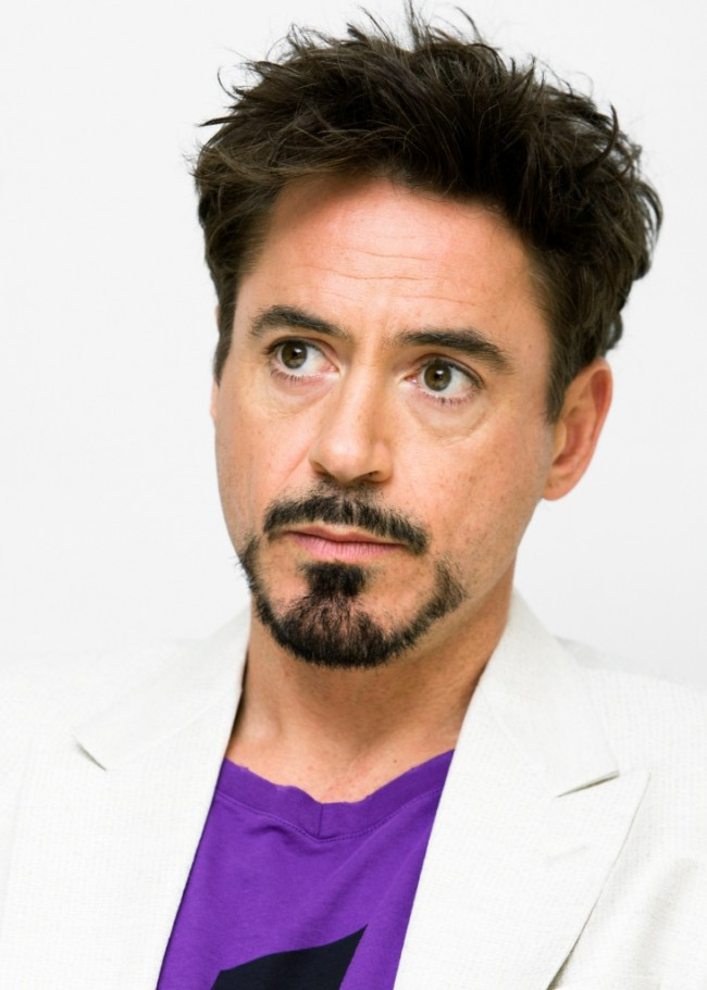 "Robert Downey Jr. ""The Soloist"" 040309"