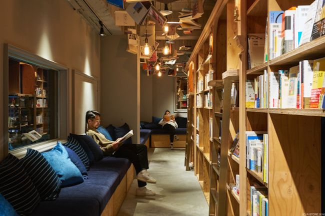Хостел Book and Bed Tokyo (3)