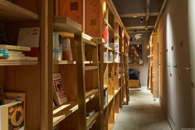 Хостел Book and Bed Tokyo (4)