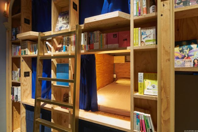 Хостел Book and Bed Tokyo (5)