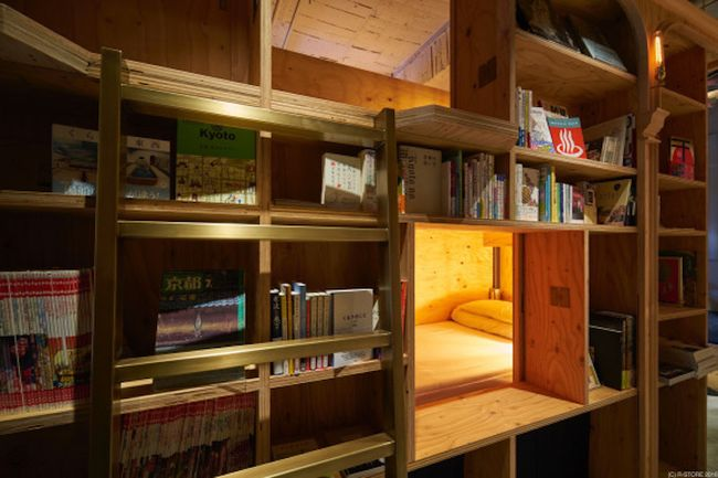 Хостел Book and Bed Tokyo (6)