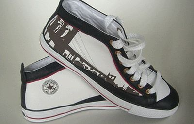 Converse – All Star Music Mid