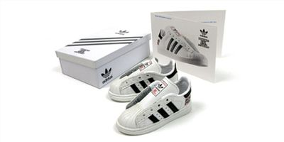 Adidas – Superstar Run-DMC