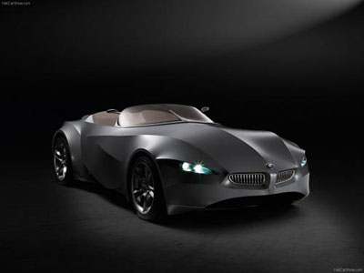 BMW GINA Light Visionary Model