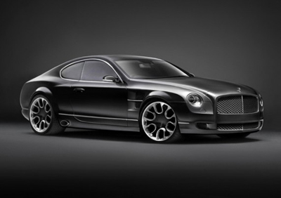Концепт-кар Bentley R-Type
