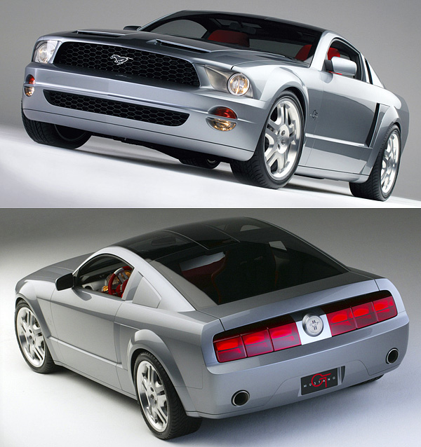 Ford Mustang GT Coupe - 2003