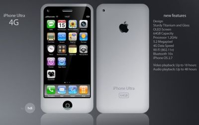 iPhone 4G: Ultra, Deluxe, iGame и iPhone Long