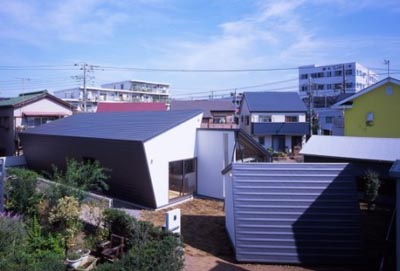 Shell House от Far East Design Lab
