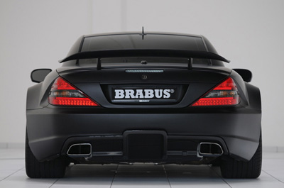 Mercedes Brabus T65 RS Vanish