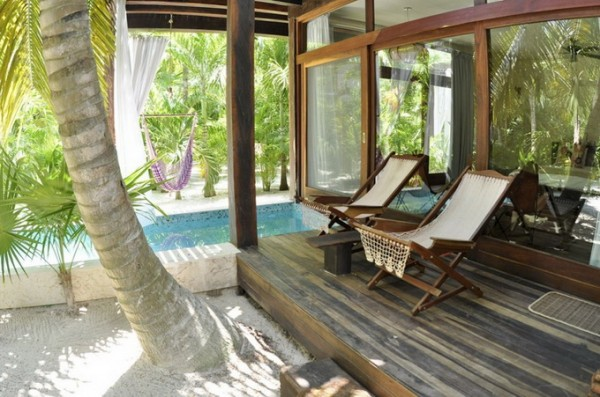 Отель Be Tulum Resort в Мексике