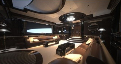 Плавучий особняк - Strand Craft 122 Super Yacht