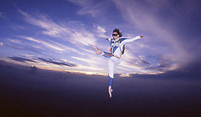 Skydiving Фото